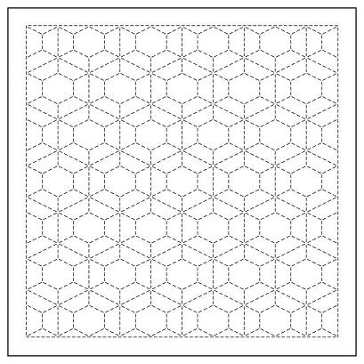 Sashiko Quilting Patterns Free : 1000+ images about sashiko on Pinterest Lattices, Patterns and Machine quilting